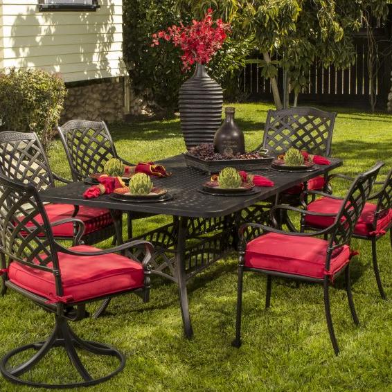 Hanamint outdoor furniture