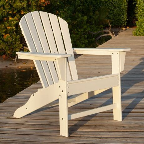 South Beach Adirondack chairs
