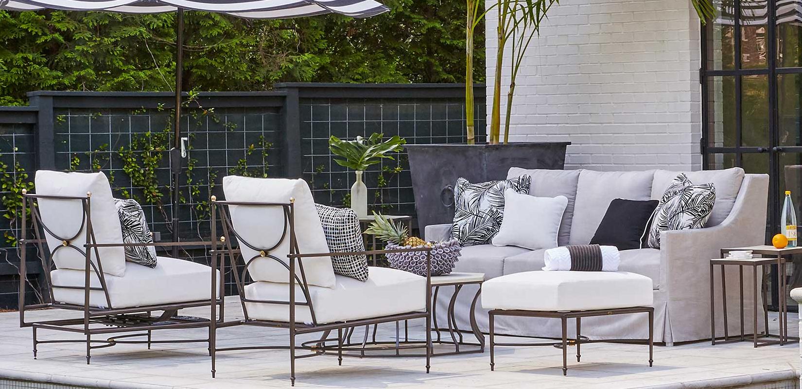 Roma outdoor furniture